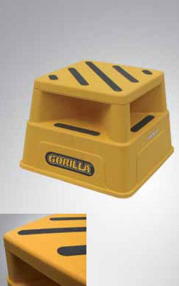 Gorilla Safety Step Industrial 150 Kg Step Stools